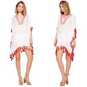 [SHOW ME YOUR MUMU] Terri Tunic with Embroidery